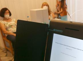 Жителите на Шуменско избират своите 6 предствители в 46-то Народно събрание