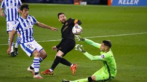 """""""Барселона"""" продължи да впечатлява и остана близо до лидера """"Атлетико"""""""