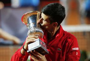 С титла в Рим Джокович подобри значим рекорд в тениса