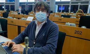 Пучдемон иска да му върнат имунитета на евродепутат