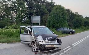52-годишна жена пострада при катастрофа край село Дренци