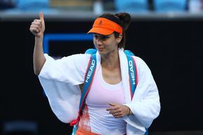 След много отлагания заради дъжда, Пиронкова все пак стигна до полуфиналите в Нотингам