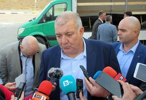 Шефът на митниците Георги Костов с коронавирус, лекува се във ВМА