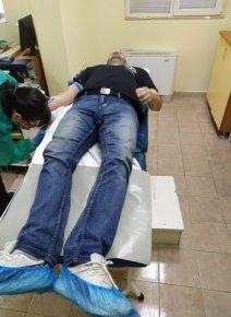 843 кръводарители от началото на 2020 г., близо 100 са дарили кръв по време на извънредното положение