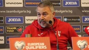 С много оправдания Ясен Петров се насочи към мача с Италия