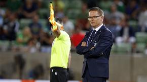 """""""Лудогорец"""" замина без треньора си за първия си мач в Лига Европа"""