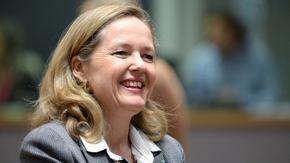 Испанка може днес да стане първата жена начело на еврозоната