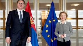 Сърбия не отвори главата за свободно движение в ЕС, Вучич измести членството с година