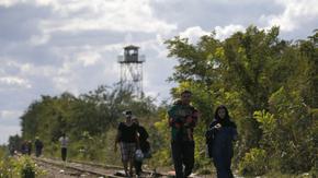 """""""Фронтекс"""" спря дейността си в Унгария след съдебно решение"""