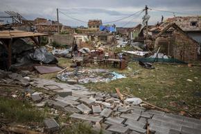 Над 30 хиляди домакинства в Чехия бедстват без ток заради лошото време