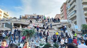 Силно земетресение удари Родос и Додеканезите, има жертви и рухнали сгради и в Измир