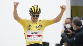 Лидерът в Тура спечели най-тежкия етап в Пиренеите и затвърди аванса си