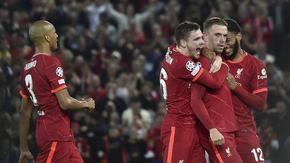 """""""Ливърпул"""" сам си създаде трудности, но пречупи """"Милан"""" на """"Анфийлд"""""""