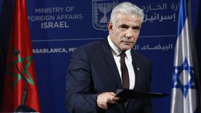Бъдещият премиер на Израел допусна създаване на палестинска държава след август 2023 г.