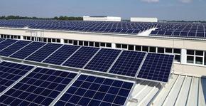 Създадоха улавяща светлината боя за слънчеви панели