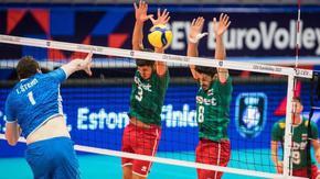 Волейболните национали си усложниха задачата с втора загуба на европейското