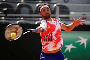 Гришо се бори мъжки, но загуби от Шаповалов на 1/4-финалите в Рим