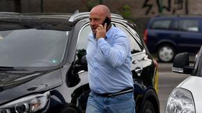 Автомобилът на Константин Папазов отново е заснет да минава на червено