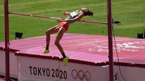Мирела Демирева се пребори за място във финала в скока на височина в Токио
