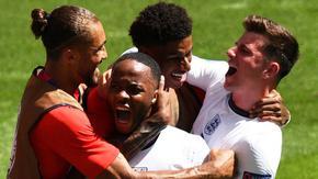 Англия проби съпротивата на Хърватия и започна с победа на Евро 2020