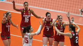 Волейболистките триумфираха с купата в Златната лига
