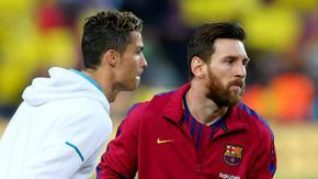 След дълго прекъсване Роналдо и Меси подновяват великото си съперничество