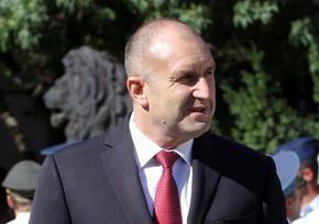 Президентът Радев: Съединението e победа на българския характер и свободолюбие