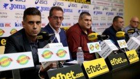 """Новата власт във волейбола обяви """"безспорен успех"""" след промените във федерацията"""