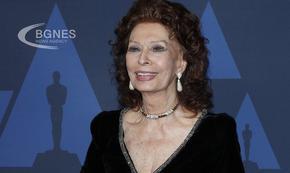 София Лорен с награда за най-добра актриса