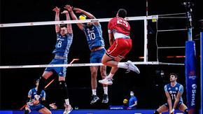 Волейболните национали опитаха, но загубиха от Аржентина
