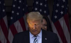 Последните дни на Тръмп в Белия дом са били по-лоши, отколкото изглежда