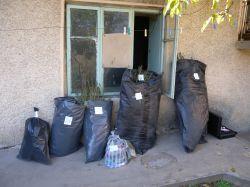 Иззеха 11 кг. канабис от частен дом във В. Преслав
