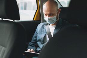 Ето как може да се намали рискът от заразяване с коронавируса в такси