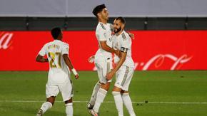 """С поредна суха мрежа """"Реал"""" направи още крачка към титлата"""