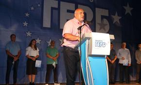Борисов в Шумен: Задават се манипулирани избори