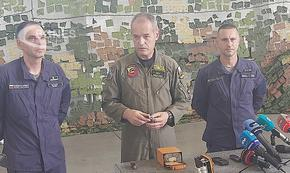 Военните препоръчват да се търси съдействие от производителя на черната кутия за сваляне на информацията