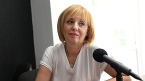 Мая Манолова предлага служебният кабинет да стане редовен