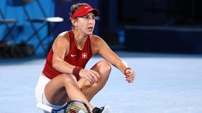 Швейцарка спечели златото в тениса, Джокович остана без медал