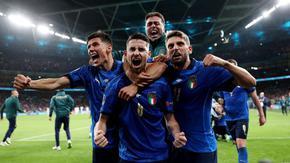 Италия излъга Испания с дузпи и стигна финала на Евро 2020