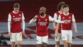 """Обрат и победа на """"Арсенал"""" белязаха дербито на Северен Лондон"""