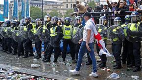 """Финалът на Евро 2020 е можел да бъде отменен заради сблъсъците пред """"Уембли"""""""