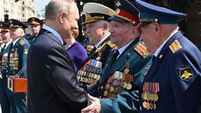 Русия забрани да се приравняват СССР и нацистите във войната