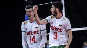 Волейболистите обърнаха Нидерландия за втора победа в Лигата на нациите
