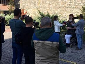 Туркинята Рюмейса Гелги беше призната за най-високата жена в света