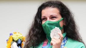 Антоанета Костадинова донесе първи медал на България в Токио