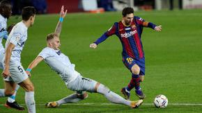 """Меси изравни рекорд на Пеле, но """"Барселона"""" остава далеч от върха"""