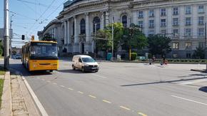 Политическата криза: протестиращите освободиха кръстовището на Софийския университет