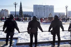 Ден на протести в Русия заради Навални. Десетки арестувани в Далечния изток