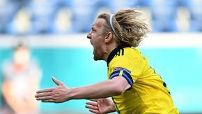 Дузпа помогна на Швеция да пречупи Словакия
