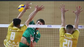 Младежките национали по волейбол започнаха уверено световното с победа в София